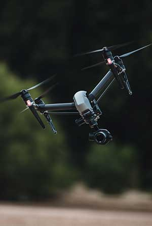 New orleans drone company
